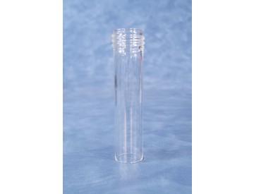 734 - GL Thread Glass Connector Tubes