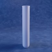 3756 - Round Bottom PTFE Test Tube with Lip