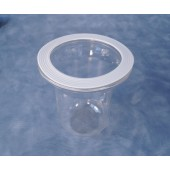 401 - Ribbed PTFE Gaskets, for Reaction Flasks