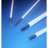 "4024-Precision Ground PTFE Sheathed Shafts, 1.0"" Ø, 3/4"" Pump Shaft Quality SS Core"