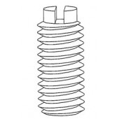 5294 - Round Head Slotted Screws