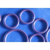 6547 - Encapsulated Silicone O-Rings, suitable for Flange size