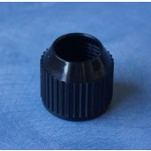 711 - Compression Cap with Aperture, for 700 Glass Connectors