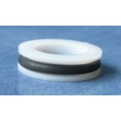 6110 - 6210 - PTFE Saddle O-Rings - Inlet Adapters